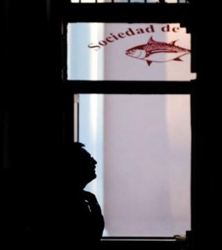 Detalle puerta de la Sociedad Plateros Maria Auxiliadora