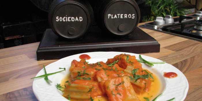 Cardos en salsa. Restaurantes en Córdoba Sociedad Plateros María Auxiliadora