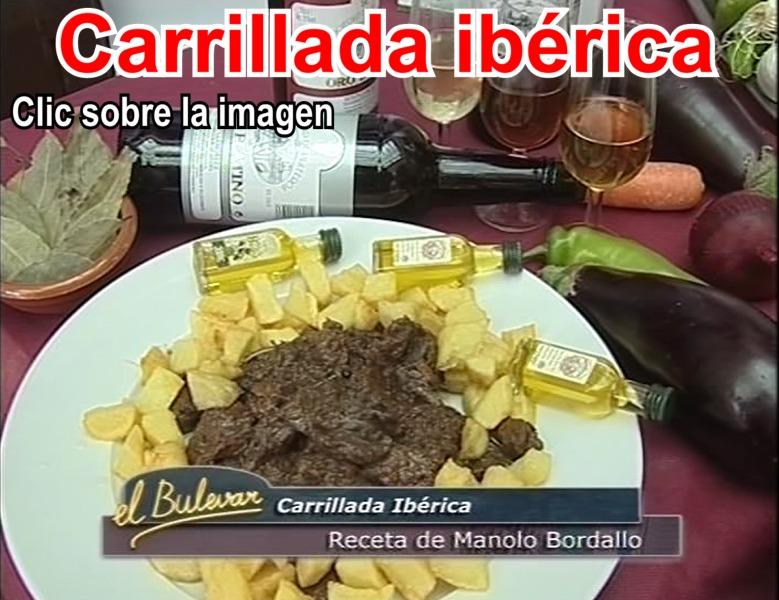 Receta de Carrillada ibérica, con texto, vídeo y foto