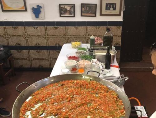 Curso cocina estudiantes franceses 2019 03