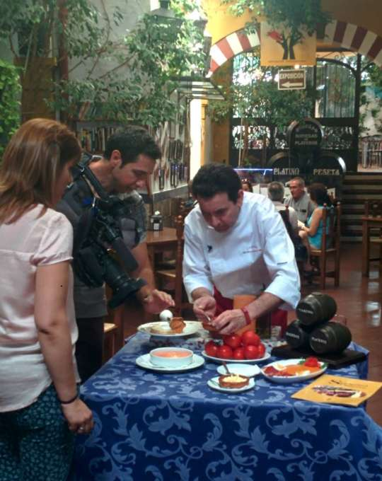Salud al dia en el Restaurante Sociedad Plateros Maria Auxiliadora 10