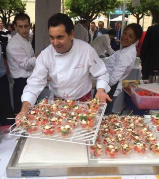 Manolo Bordallo en Cordoba Gourmet 2015 04