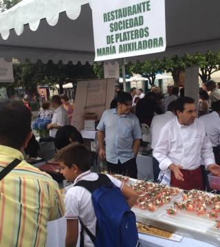 Manolo Bordallo en Cordoba Gourmet 2015 06