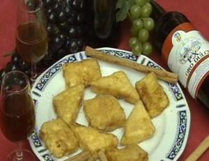 Leche frita del Restaurante en Cordoba Sociedad plateros Maria Auxiliadora
