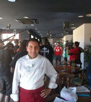 Tu al norte yo al sur con Restaurante Sociedad Plateros  Maria Auxiliadora 02