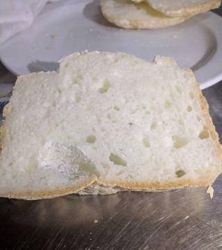 03-Pan sin gluten del Restaurante Sociedad Plateros María Auxiliadora
