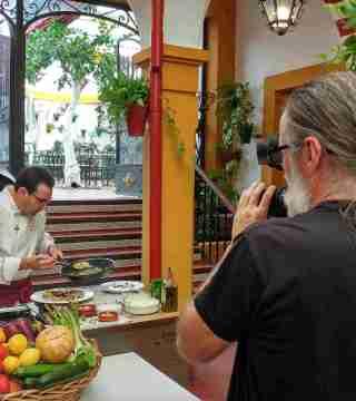 07-Puntas de solomillo sin gluten en el Restaurante Sociedad Plateros Maria Auxiliadora