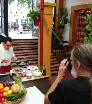 08-Puntas de solomillo sin gluten en el Restaurante Sociedad Plateros Maria Auxiliadora