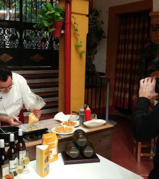 13-Bunuelos al viento sin gluten del Restaurante Sociedad Plateros Maria Auxiliadora