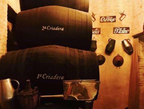 Despacho de vinos a granel Sociedad Plateros María Auxiliadora 05