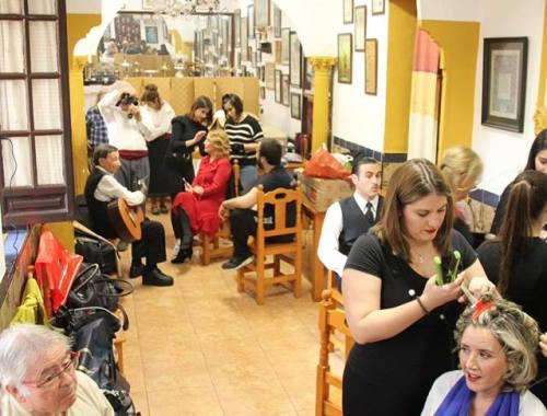 Rodaje en Restaurante Sociedad Plateros Maria Auxiliadora 14