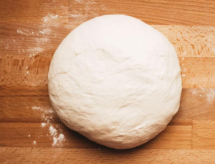 receta pan frances dulce