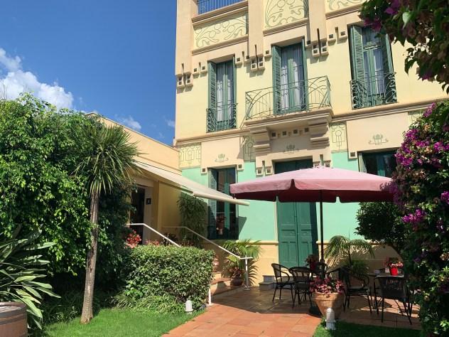 restaurante con encanto ideal para celebraciones en Barcelona