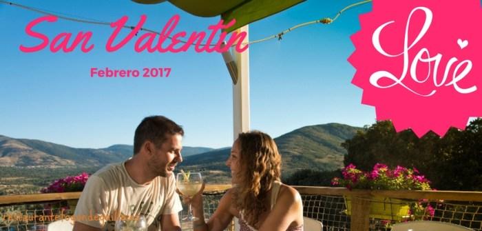 San Valentín en El Fogón de Guille, Madrid