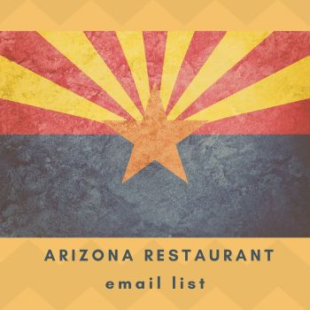 Arizona Restaurants List of Email Addresses