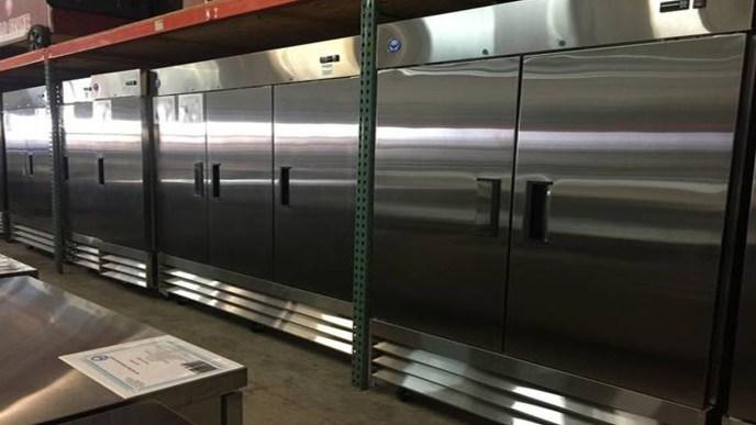 Commercial Refrigerator Rentals