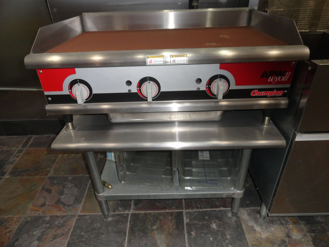 kitchen equipment for sale contemporary chairs apw wyott gas griddle restaurant