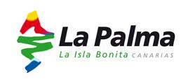 Logo Patronato de Turismo de La Palma · Islas Canarias