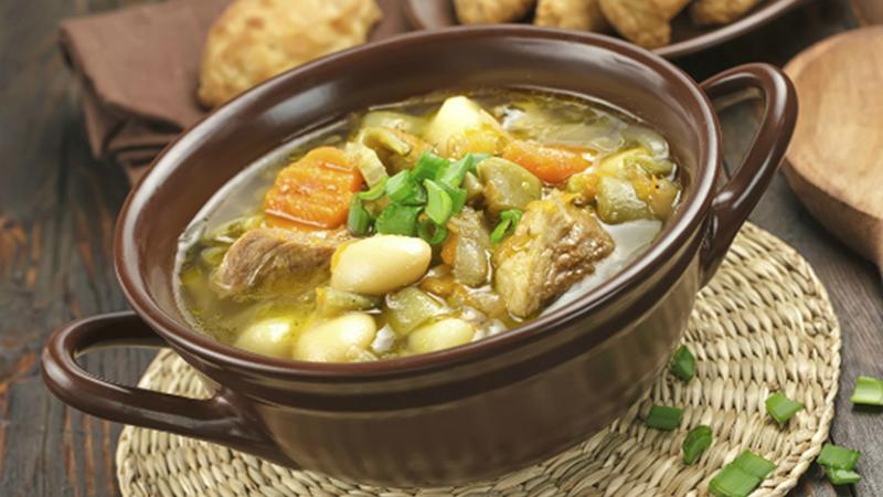 Receta de La Sopa Chairo Del Cusco