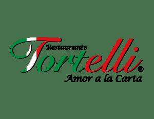 Logo - Restaurante Tortelli - Amor a la carta