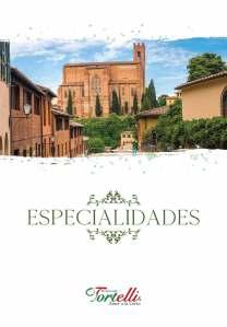 Restaurante Tortelli - Especialidades