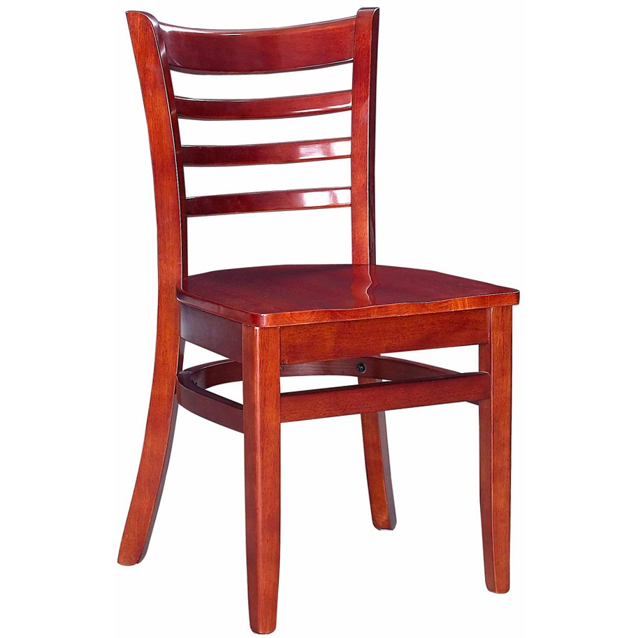 Restaurant Chairs And Tables Wood Ladder Back Restaurant Chair