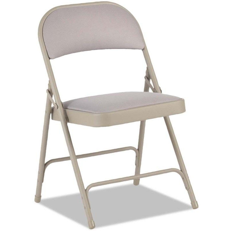 Steel Folding Chair Steel Folding Chair Fabric 4 Box Alefc97t