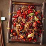 Chili Chicken (with bones)