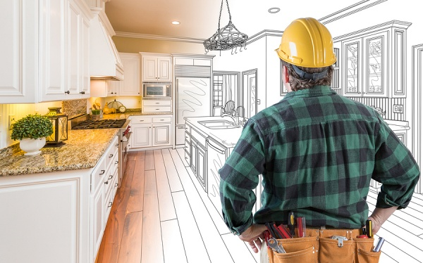 Male Kitchen Contractor