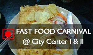 Fast Food-Fest