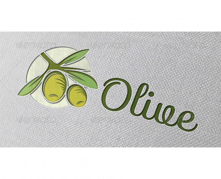 Griechisches  Italienisches Restaurant Logo Olive