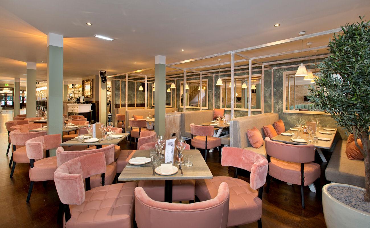 The Living Room Restaurant Manchester