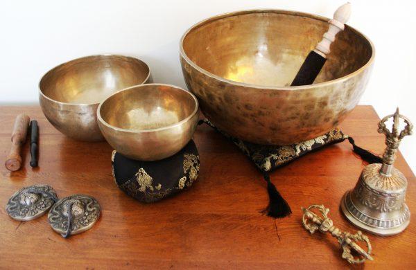 Image result for Tibetan Singing Bowls istock