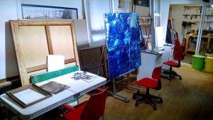 Benoit Janson Atelier Nouvelle Tendance Restauration de Tableaux
