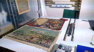 Benoit Janson Restaurateur de Tableaux Anciens et Modernes à Paris