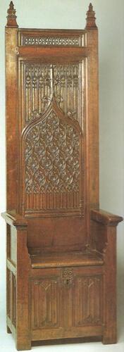 Restauration de meubles  Atelier Bence  Style Gothique