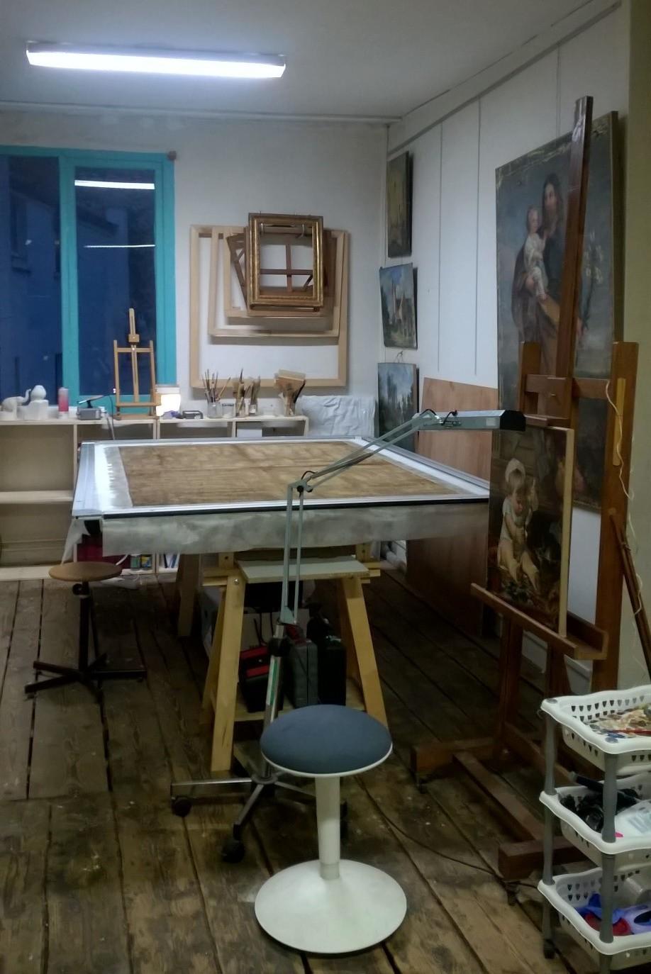 LAtelier  Atelier Virginie Le Poizat