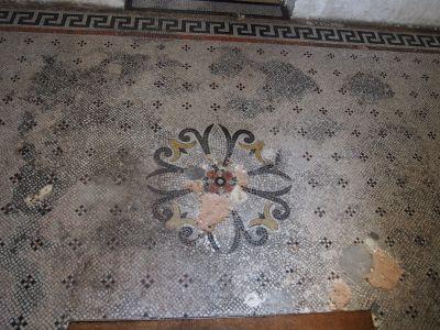 restauration mosaiques