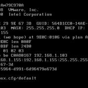 Installation de Linux par boot réseau (PXE)