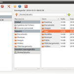 Back In Time : lasauvegarde pour Ubuntu/Kubuntu
