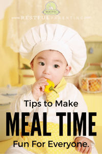 Tips to Make Meal Time Fun