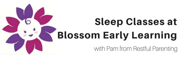 Sleep Classes at Blossom Early Learning, North Bay, Ontario