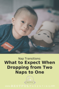 What to Expect When Dropping from Two Naps to One