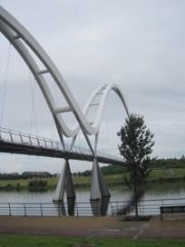 The Infinity Bridge, Stockton-on-Tees