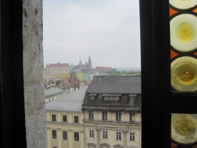 Another bell tower window
