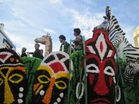 Animal antics at Carnaval