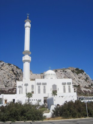 The Mosque of 2 Holy Custodians was a nice surprise