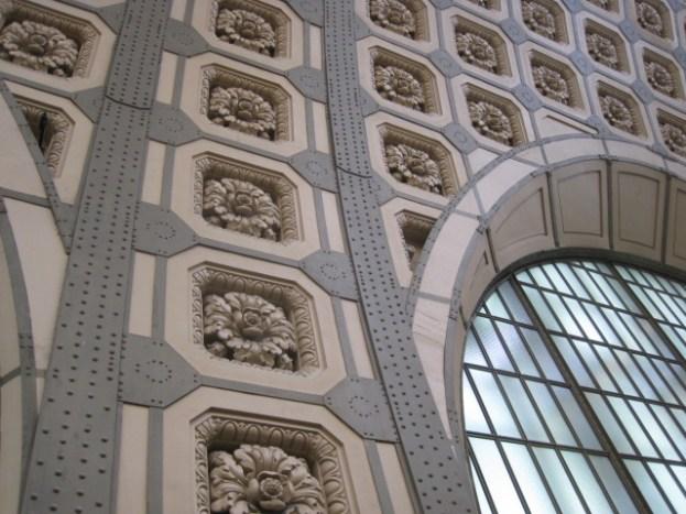 Some very distinctive windows