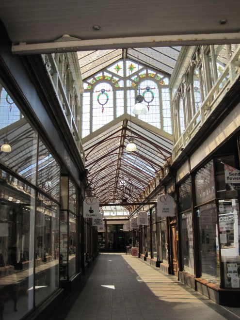 Victoria Arcade