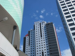 A former home- student flats at Opal 3
